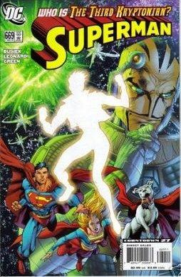 SUPERMAN #669 NM (2007)