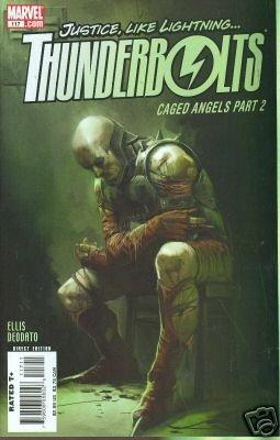 THUNDERBOLTS #117 NM (2007)