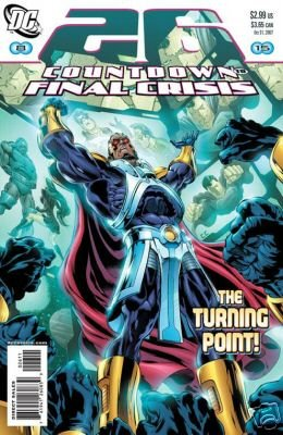 COUNTDOWN TO FINAL CRISIS #26 NM (2007)