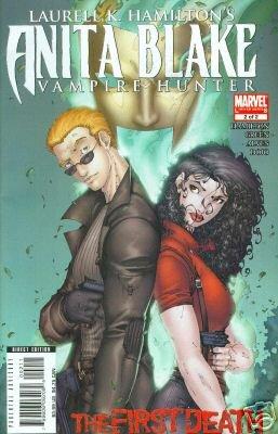 ANITA BLAKE VAMPIRE HUNTER FIRST DEATH #2 NM (2007)