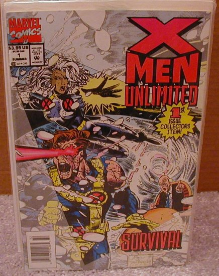 X-MEN UNLIMITED #1 VF OR BETTER