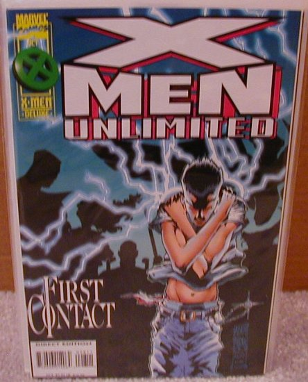 X-MEN UNLIMITED #8 VF OR BETTER