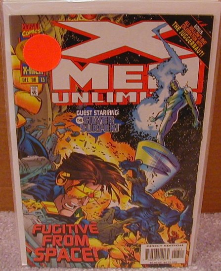 X-MEN UNLIMITED #13 VF OR BETTER
