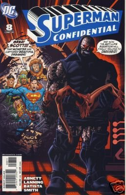 SUPERMAN CONFIDENTIAL #8 NM (2007)