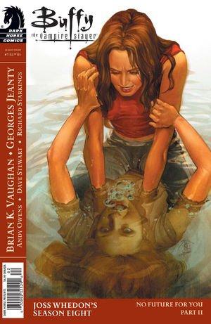 BUFFY THE VAMPIRE SLAYER #8 NM (2007)