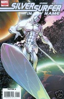 SILVER SURFER IN THY NAME #1 NM (2007)
