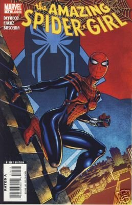 AMAZING SPIDER-GIRL #14 NM (2007)