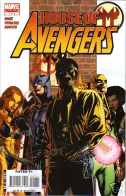 HOUSE OF M: AVENGERS #1 NM (2007)