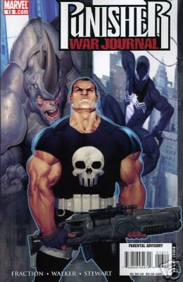 PUNISHER WAR JOURNAL #13 NM (2007)