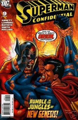 SUPERMAN CONFIDENTIAL #9 NM (2007)