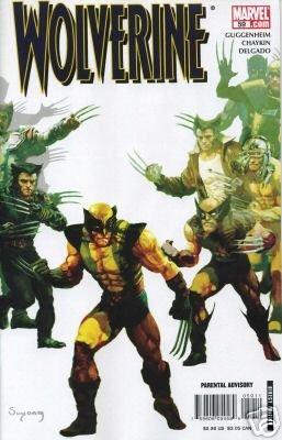 WOLVERINE #59 NM (2007)