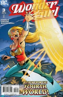 WONDER GIRL #3 NM (2007)