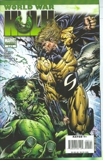 WORLD WAR HULK #5 NM (2007)