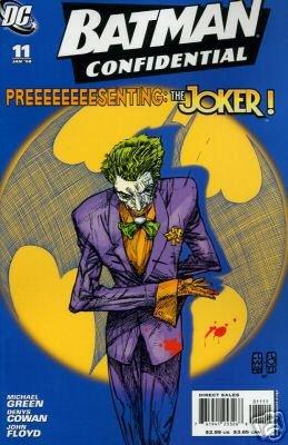 BATMAN CONFIDENTIAL #11 NM (2007)