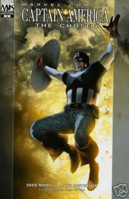 CAPTAIN AMERICA THE CHOSEN #4 NM VARIANT 1ST PRINT COVER