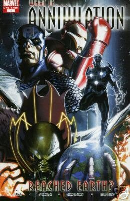 WHAT IF ANNIHILATION ONE-SHOT NM (2007)
