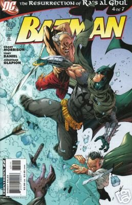 BATMAN #671 NM (2007)RA'S AL GHUL PART 4