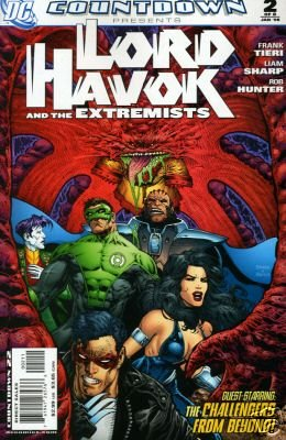 COUNTDOWN PRESENTS LORD HAVOK AND THE EXTREMISTS #2 NM (2007)