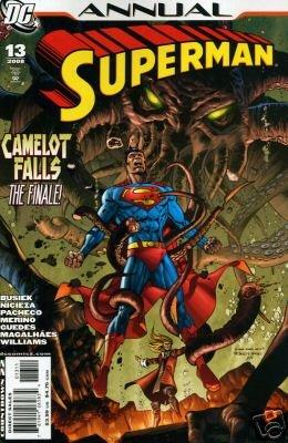SUPERMAN ANNUAL #13 NM (2008)