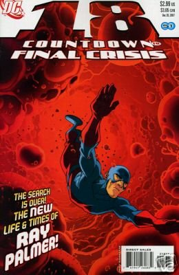 COUNTDOWN TO FINAL CRISIS #18 NM (2007)