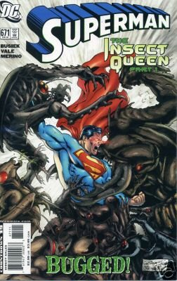SUPERMAN #671 NM (2008)