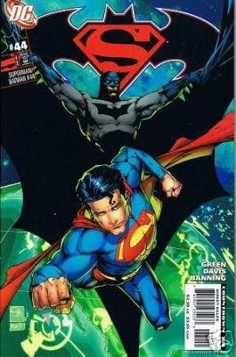 SUPERMAN BATMAN #44 NM (2008)