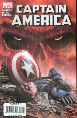 CAPTAIN AMERICA #31 NM (2007)