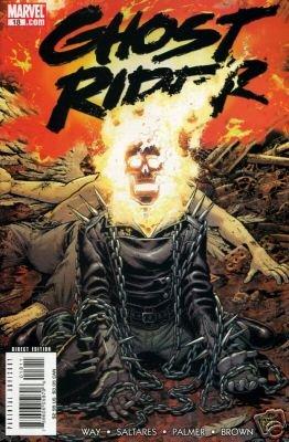 GHOST RIDER #18 NM (2008)