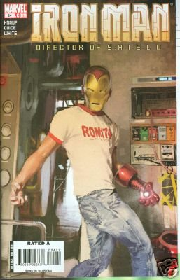 IRON MAN #24 NM (2008)