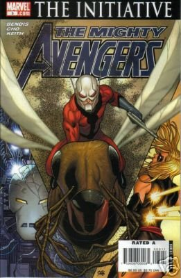 MIGHTY AVENGERS #5 NM (2008)