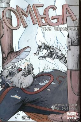 OMEGA THE UNKNOWN #3 NM (2008)