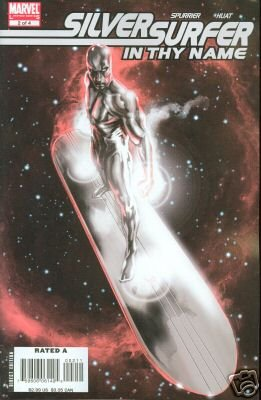 SILVER SURFER IN THY NAME #2 NM (2008)