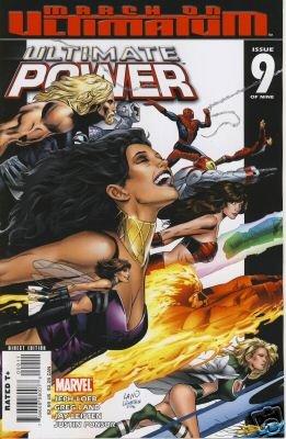 ULTIMATE POWER #9 NM (2008)
