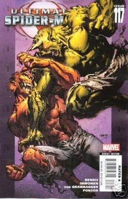 ULTIMATE SPIDER-MAN #117 NM (2008)