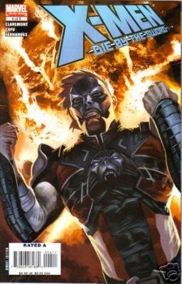 X-MEN DIE BY THE SWORD #4 NM (2008)