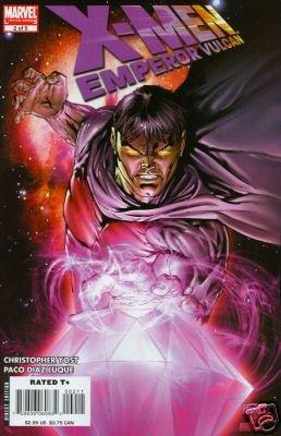 X-MEN EMPEROR VULCAN #2 NM (2007)