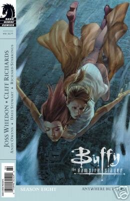 BUFFY THE VAMPIRE SLAYER BUFFY THE VAMPIRE SLAYER SEASON EIGHT #10 NM (2008)SEASON EIGHT