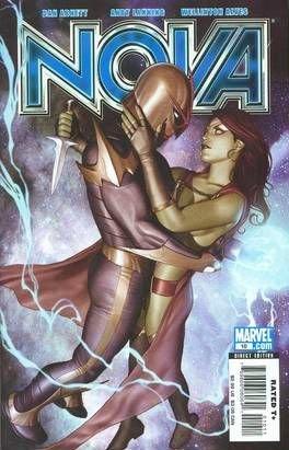 NOVA #10 NM (2008)