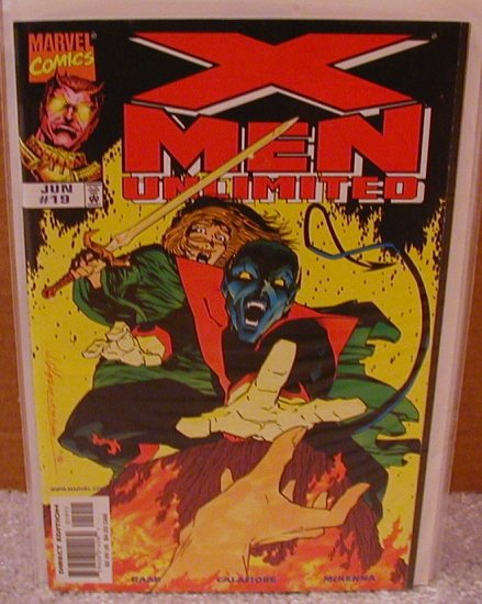X-MEN UNLIMITED #19 VF OR BETTER