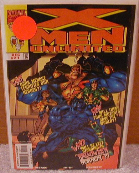 X-MEN UNLIMITED #21 VF OR BETTER