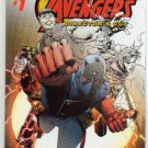 YOUNG AVENGERS #1 DIRECTOR'S CUT NM