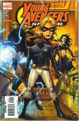 YOUNG AVENGERS SPECIAL #1 NM