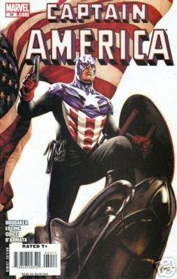 CAPTAIN AMERICA #34 NM (2008) 1ST PRINT