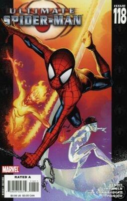 ULTIMATE SPIDER-MAN #118 NM (2008)
