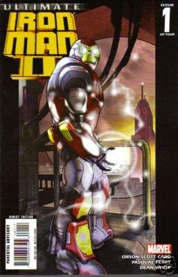 ULTIMATE IRON MAN II  #1 NM(2008)