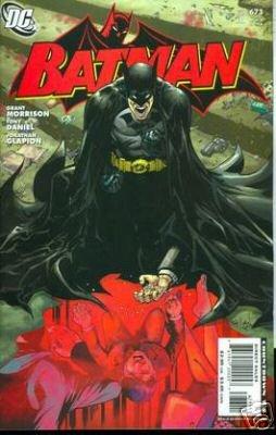 BATMAN #673 NM (2008)