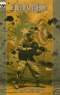 CAPTAIN AMERICA THE CHOSEN #6 NM (2008)