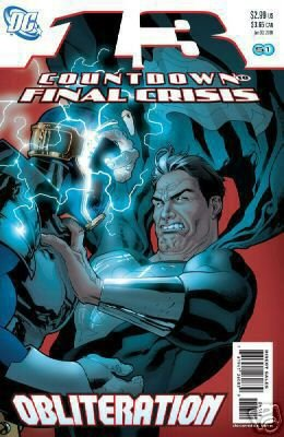 COUNTDOWN TO FINAL CRISIS #13 NM (2008)