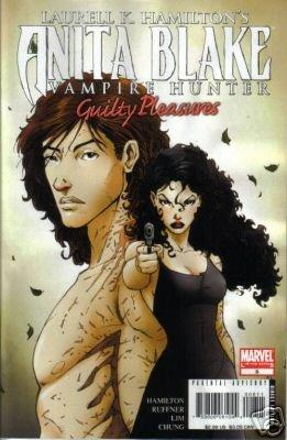ANITA BLAKE VAMPIRE HUNTER GUILTY PLEASURES #8 NM (2008)