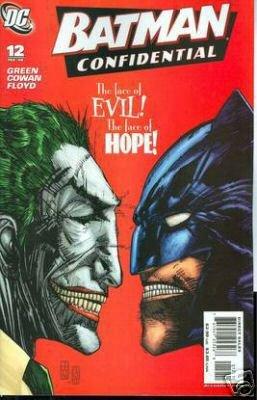 BATMAN CONFIDENTIAL #12 NM (2008) FINAL PART TO JOKER ORIGIN